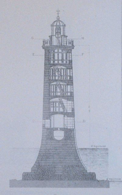 The Lighthouse of Haut-Banc Du Nord Picture