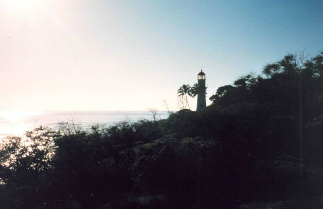 Southeast shore lighthouse Picture