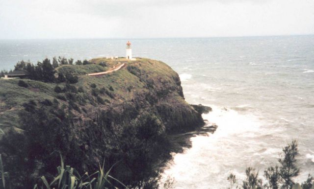 Kilauea Point Lighthouse Picture