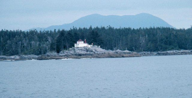 British Columbia lighthouse Picture