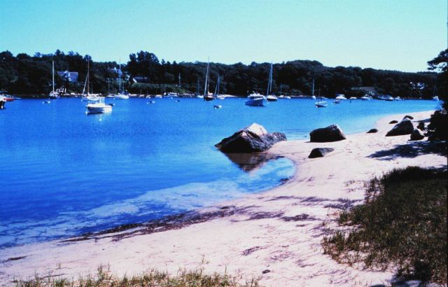 Quissett Harbor, Woods Hole, Falmouth Picture