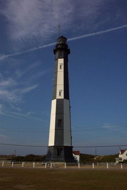 Cape Henry Lighthouse. Picture