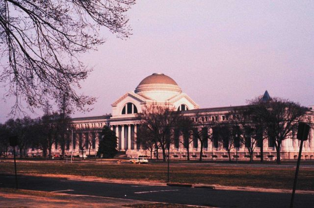The Smithsonian Museum of Natural History, destination for many tourists Picture