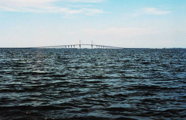 The Sunshine Skyway Bridge Picture