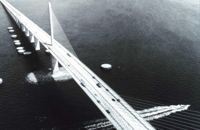 The Sunshine Skyway Bridge Picture