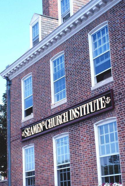 The Seamen's Church Institute Picture