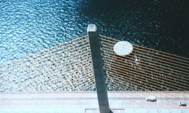 Sunshine Skyway Bridge at Tampa Bay Picture