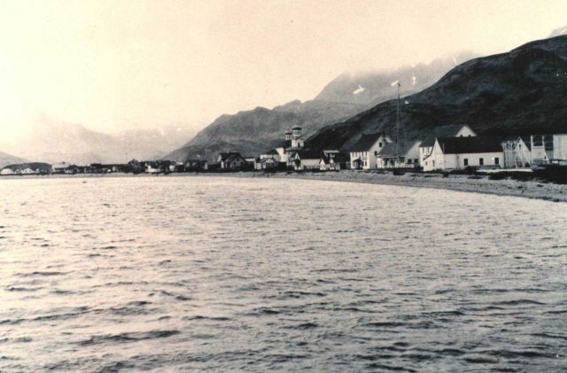 A view of Unalaska Picture