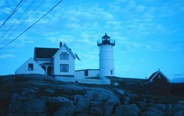 Nubble Lighthouse Picture