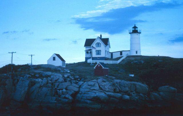 Nubble Lighthouse Picture