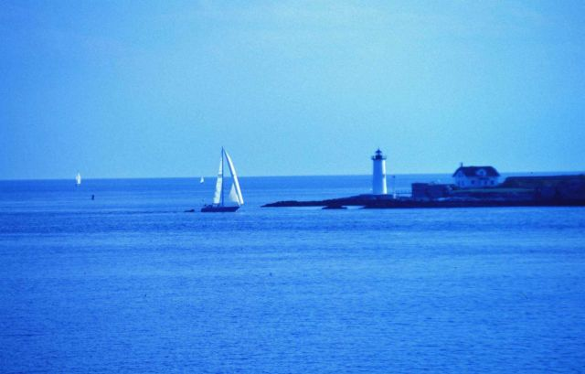 Portsmouth Harbor Lighthouse Picture