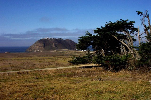The Point Sur Light Station. Picture