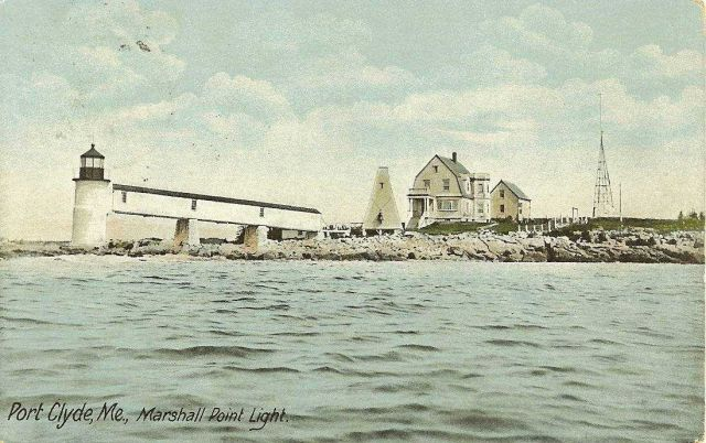 Marshall Point Light Picture