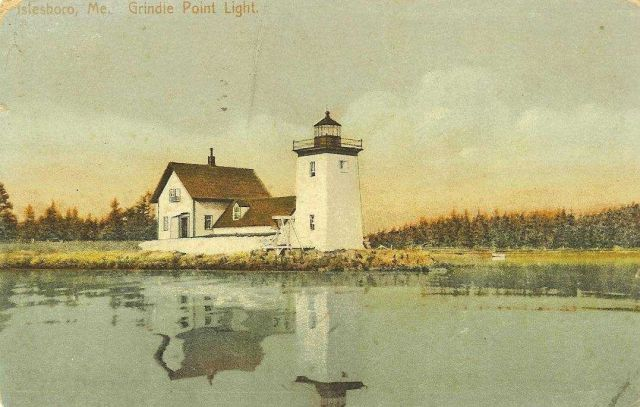 Grindle Point Light Picture