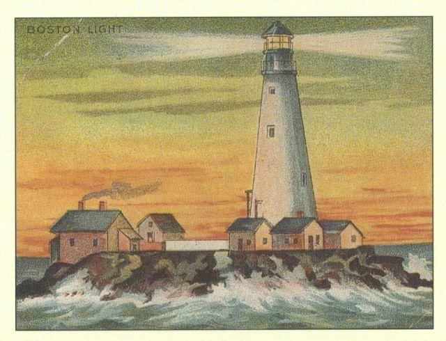 Boston Light Picture