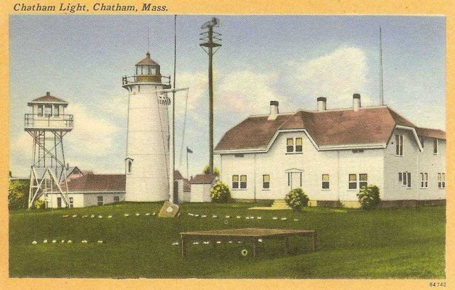 Chatham Light Picture