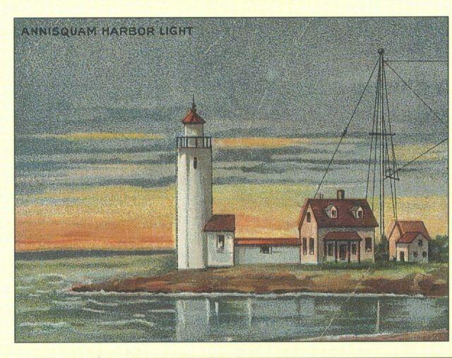 Annisquam Harbor Light Picture
