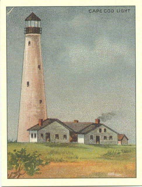 Cape Cod Light Picture