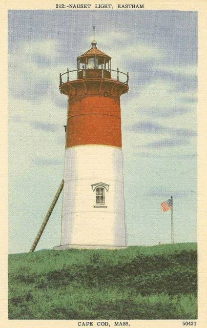 Nauset Light Picture
