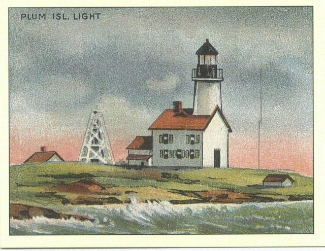 Plum Island Light Picture