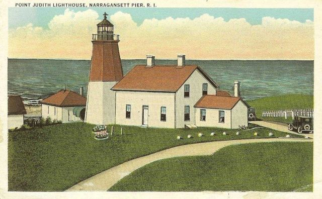 Point Judith Light Picture