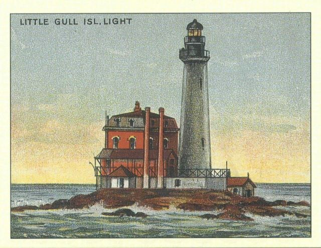 Little Gull Island Light Picture