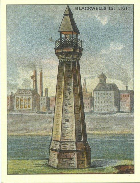 Blackwells Island Light Picture