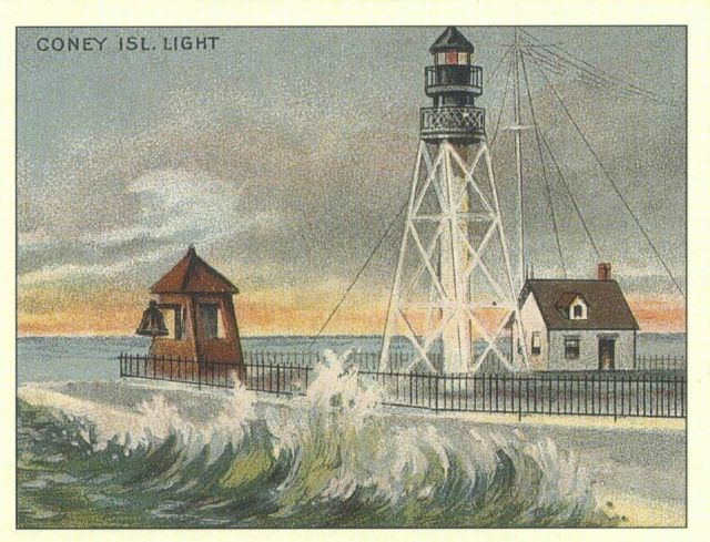 Coney Island Light Picture
