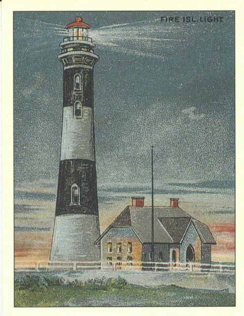 Fire Island Lighthouse Picture