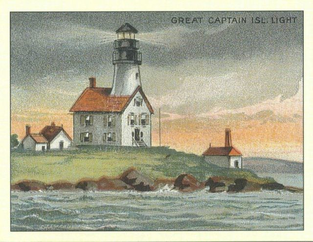 Great Captain Island Light Picture
