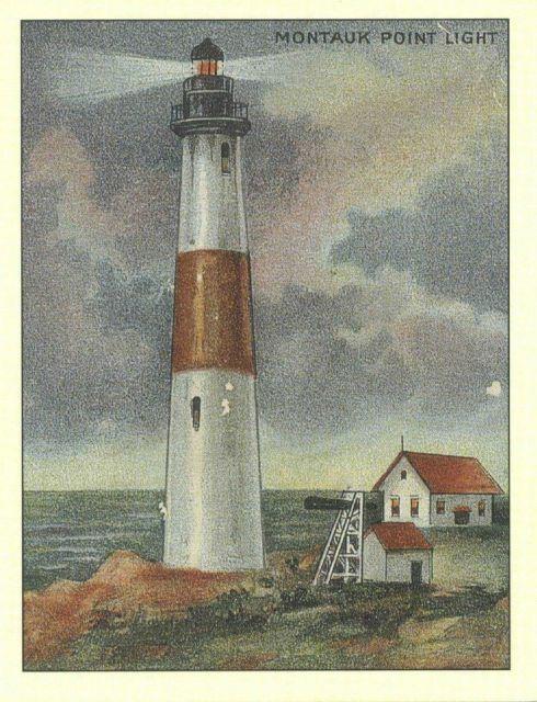 Montauk Point Light Picture