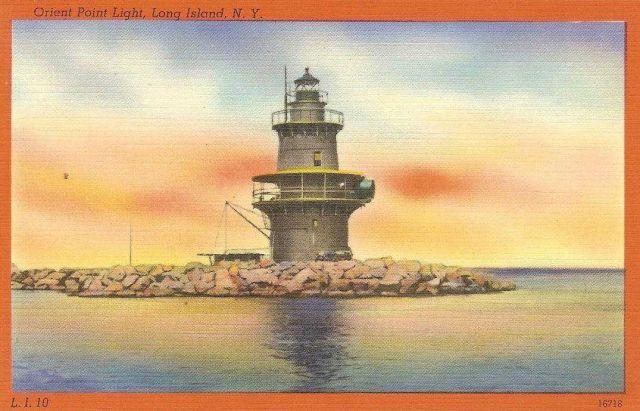 Orient Point Light Picture