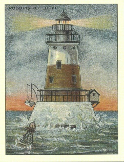 Robbins Reef Light Picture