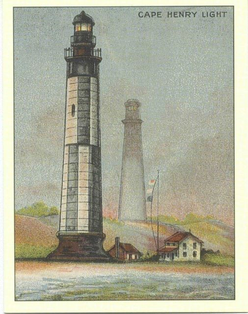 Cape Henry Light Picture