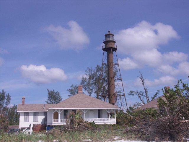 Sanibel Island Lighthouse Picture
