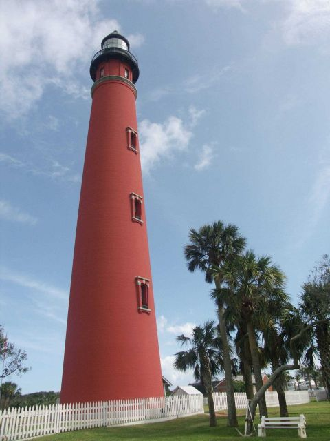 Ponce Inlet Lighthouse Picture