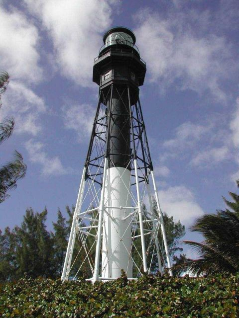 Hillsborough Inlet Lighthouse Picture