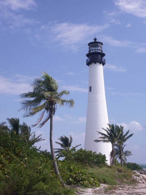 Cape Florida Lighthouse Picture
