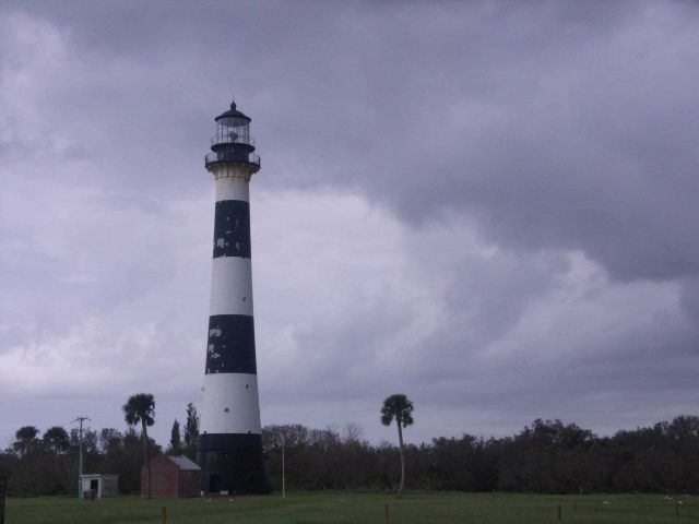 Cape Canaveral Lighthouse Picture