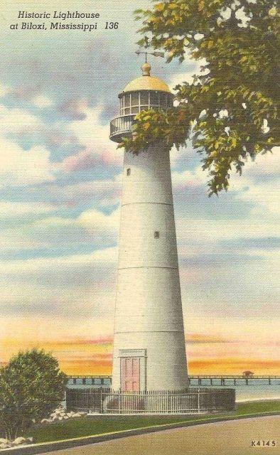 Biloxi Lighthouse Picture