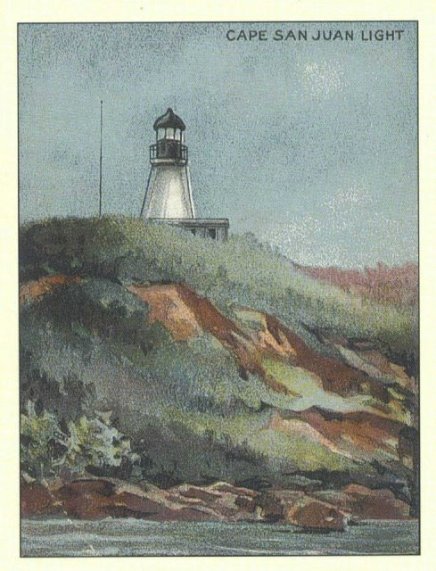 Cape San Juan Lighthouse Picture