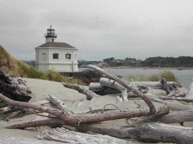 Coquille River Lighthouse Picture
