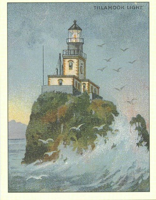 Tillamook Light Picture