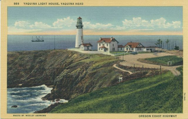Yaquina Lighthouse Picture