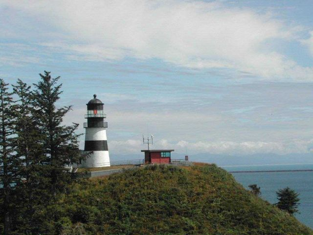 Cape Disappointment Lighthouse Picture
