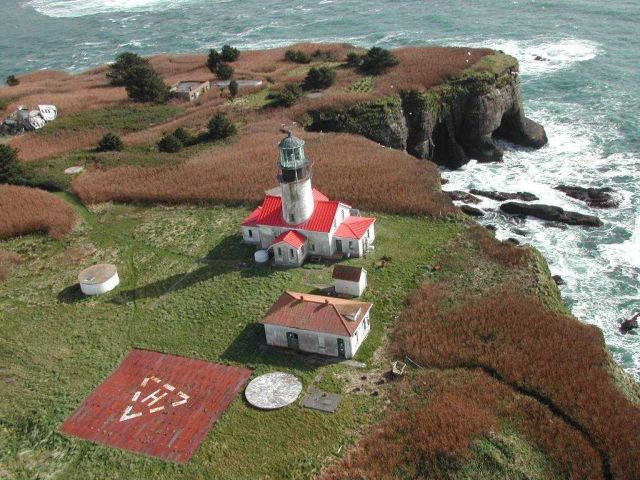 Cape Flattery Lighthouse Picture