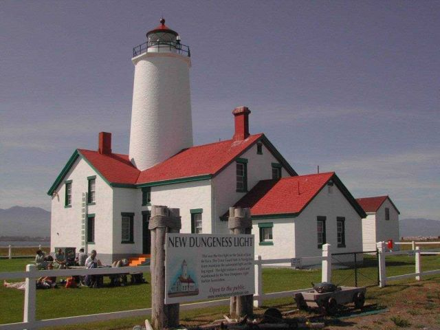 New Dungeness Lighthouse Picture