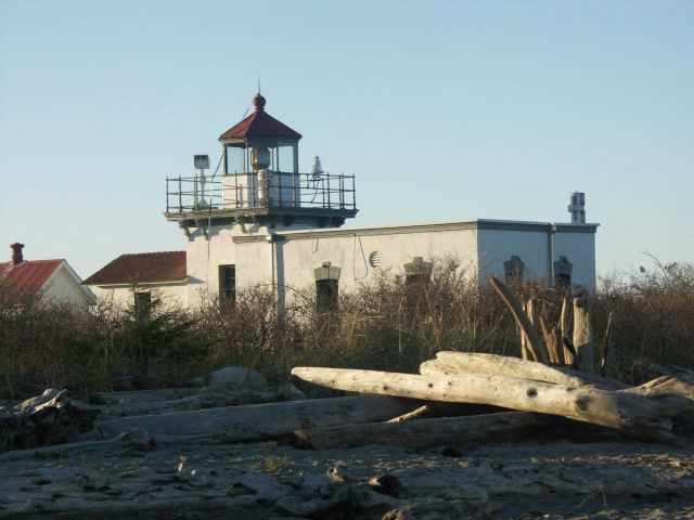 Point No Point Lighthouse Picture