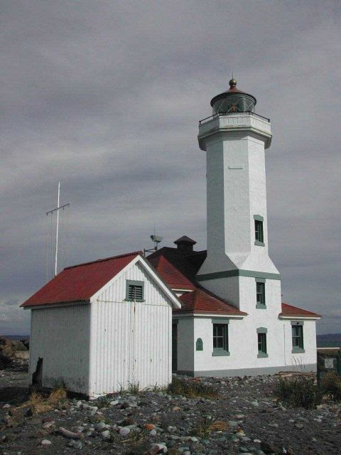 Point Wilson Lighthouse Picture