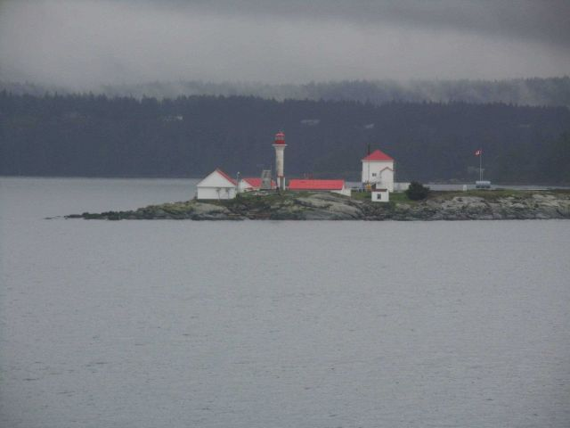 Trial Island Lighthouse Picture